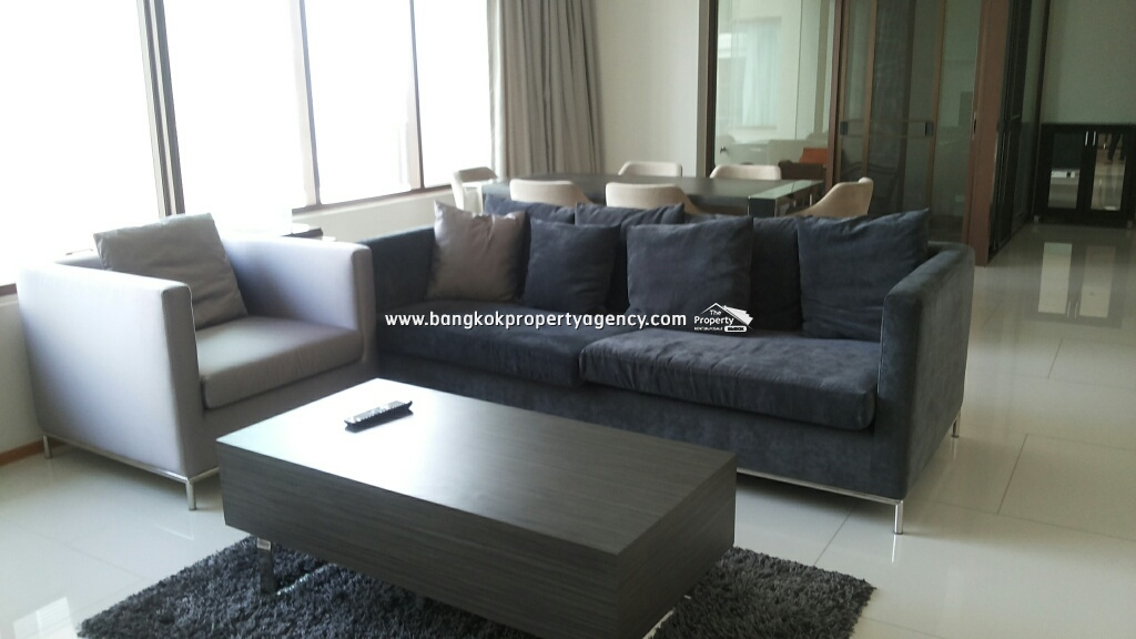 Emporio Place Sukhumvit 24:  3 Bed 160 sqm fully furnished close to BTS