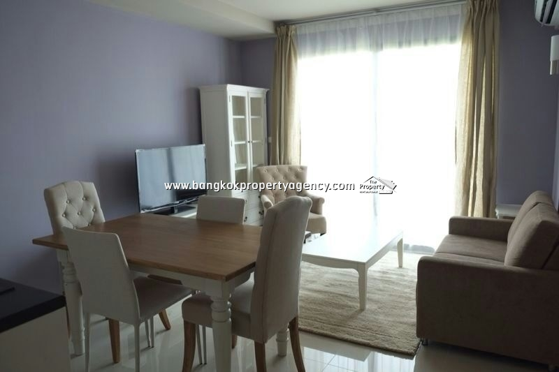 Le Cote Sukhumvit 14:  1 bed fully furnished condo, opposite Terminal 21