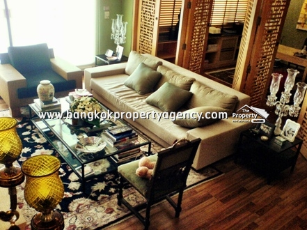 Supreme Ville Sathorn:  2br/2br well decorated condo, unobstructed view