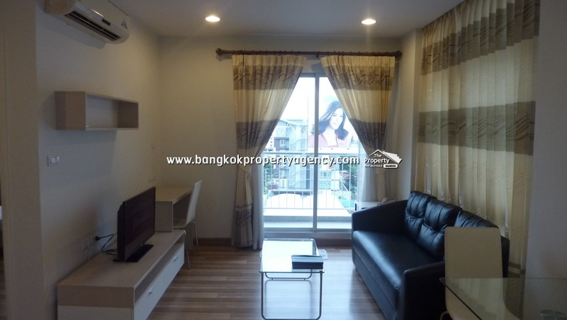 Centric Scene Sukhumvit 64: 1 bed corner room 42 sqm fully furnished