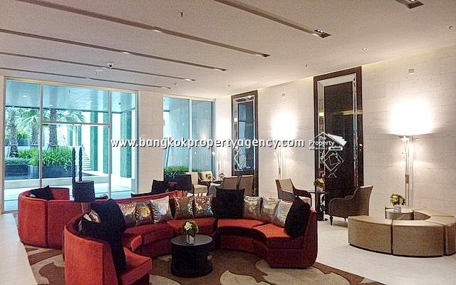 Rhythm Sukhumvit 50:  New 1 bed 35 sqm fully furnished condo for rent