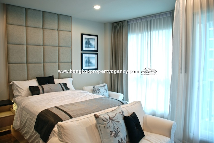 The Address Chidlom: Luxury boutique studio close to Central Chidlom