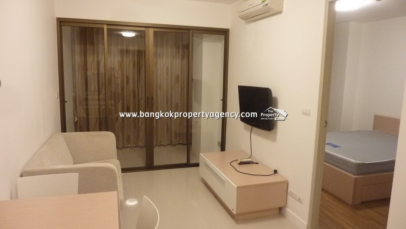 Ideo Mix Sukhumvit 103 1 Bed 30 Sqm Fully Furnished