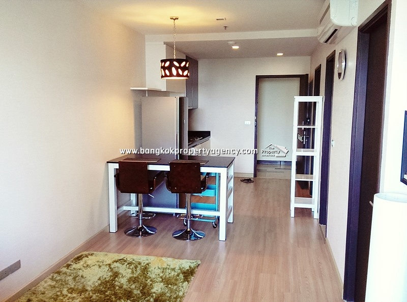 Sky Walk & Weltz Residence: 1 Bed+ well decorated, close to BTS