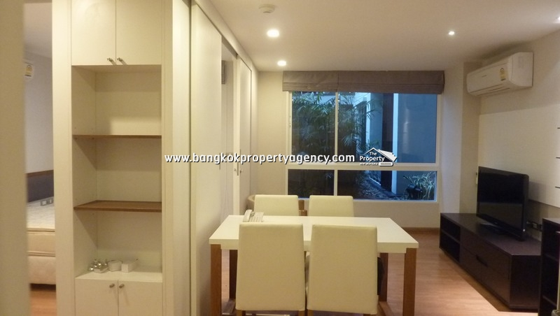 Tree Condo Sukhumvit 52:  2 bed 52 sqm condo, well decorated/fully furnished