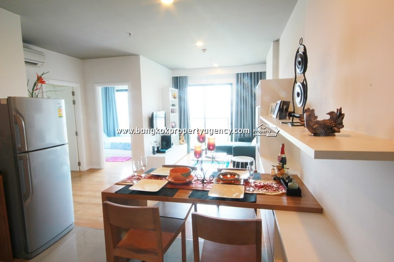 Blocs Sukhumvit 77: 2br/2br 61 sqm well decorated/river view