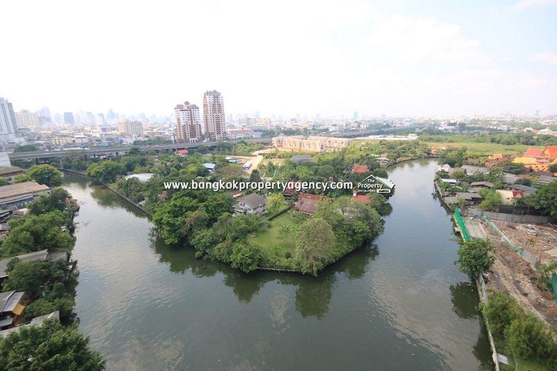 Blocs Sukhumvit 77: 2br/2br 61 sqm well decorated/river view