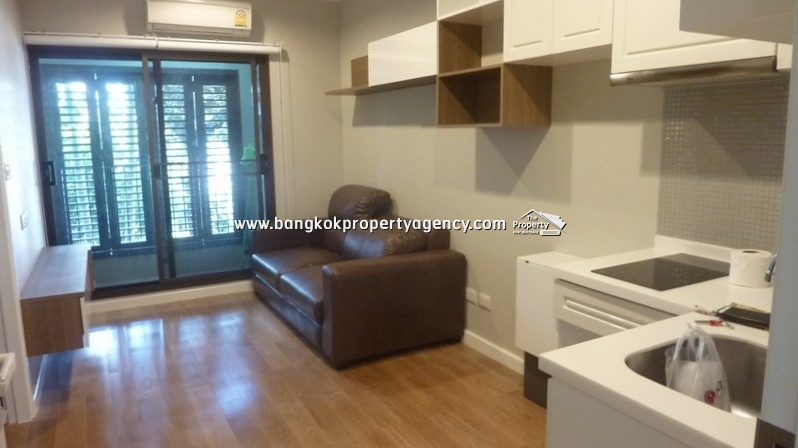 Condolette Dwell Sukhumvit 26: Brand new 1 bed fully furnished unit