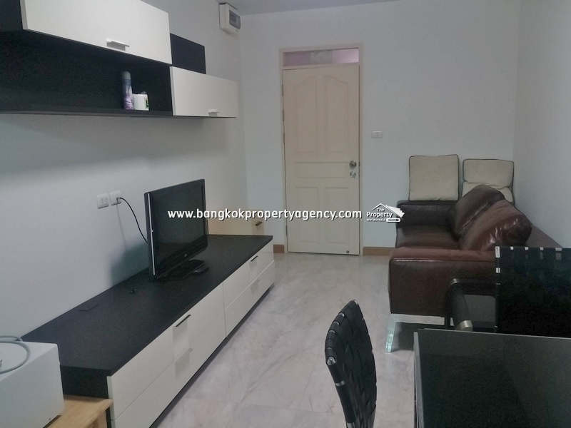 Cityhome Sukhumvit 101/2: 42 sqm furnished unit close to BTS