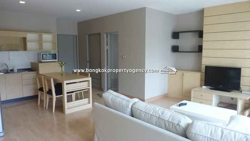 Tree Condo Sukhumvit 52:  2 bed 81 sqm condo, well decorated/fully furnished