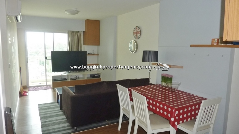 S&S Condo Sukhumvit 101/1: Large 1 bed 48 sqm well decorated unit