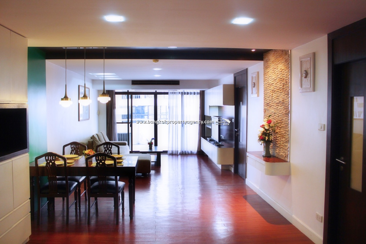 Waterford Park Sukhumvit 53: 2 bed on high floor well decorated/fully furnished