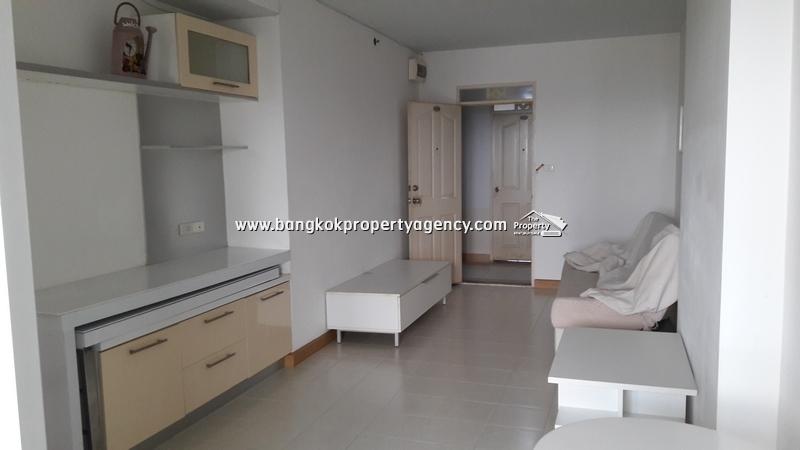 Cityhome Sukhumvit 101/2: Large 1 bed 48 sqm furnished unit/high floor