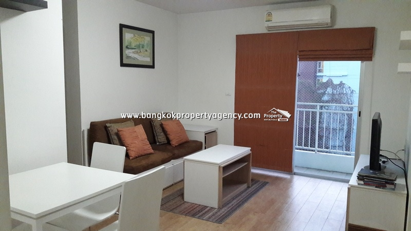 My Condo Sukhumvit 52: 2 bed 54 sqm corner unit close to BTS