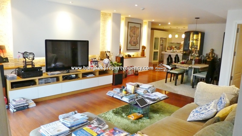 Urbana sukhumvit 15 3 bedroom well decorated unit in for Well decorated bedroom