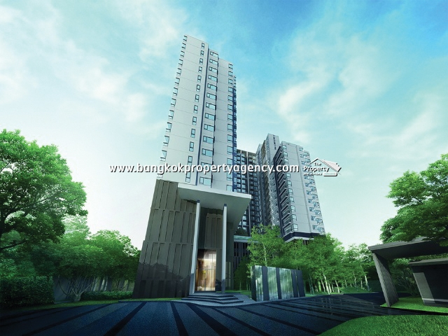 Rhythm Sukhumvit 36-38: Brand new 1 bed 40 sqm well decorated corner unit
