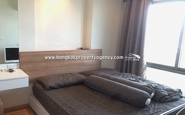 Casa Condo Asoke-Din Daeng: 1 bed 31 sqm fully furnished unit/pool view