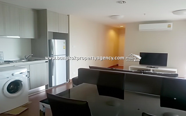 Belle Grand Rama 9: 1 bed 49 sqm fully furnished with unblocked view