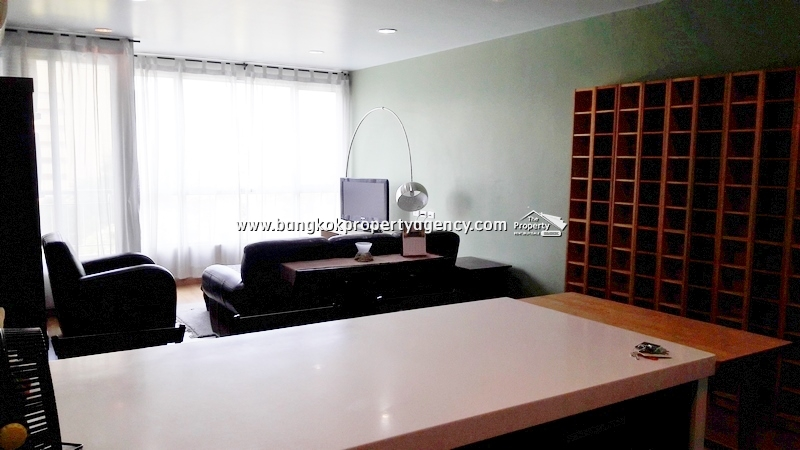 The Address Sukhumvit 42: 2 bed/2br 81 sqm well decorated with bathtub