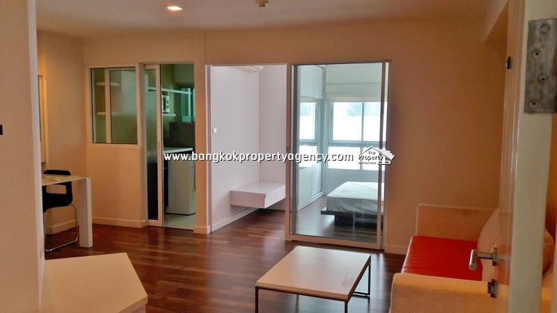The Room Sukhumvit 79: 1 bed 39 sqm close to BTS