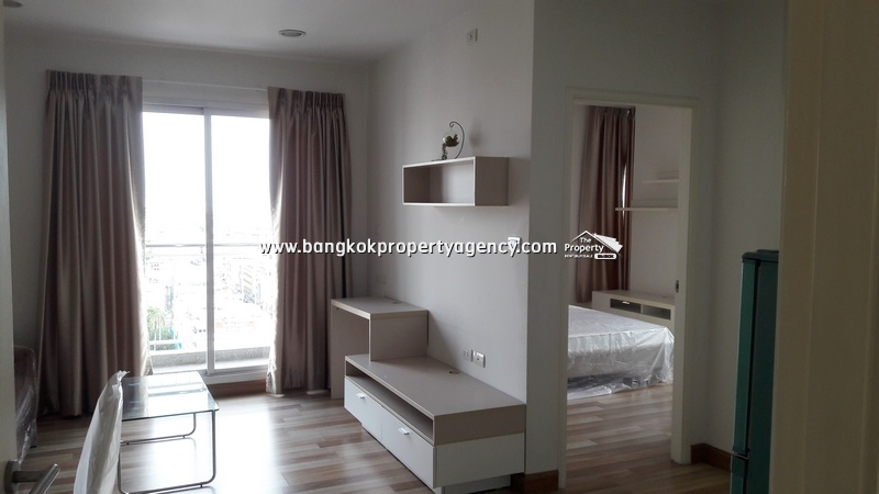 Centric Scene Sukhumvit 64: 1 bed 42 sqm on high floor corner room