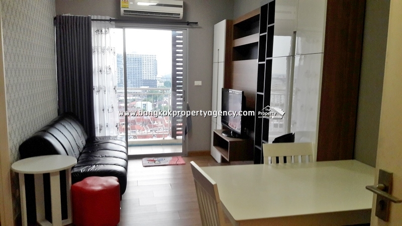 S&S Condo Sukhumvit 101/1: 1 bed 36 sqm fully furnished on high floor