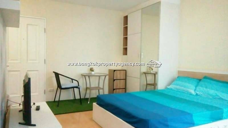 My Condo Sukhumvit 81: Well decorated 25 sqm studio room close to BTS