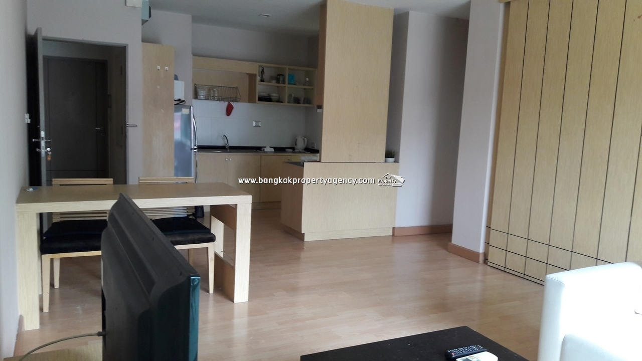 Tree Condo Sukhumvit 52: Large 1 bed 58 sqm mid floor close to BTS