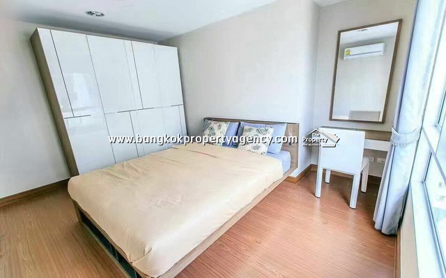 Belle Grand Rama 9: 2 bed 58 sqm fully furnished unit on high floor