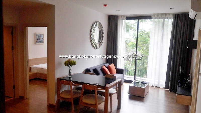 Hasu Haus condo: 2 bed well decorated with river view