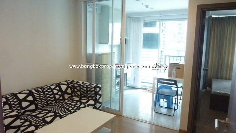 The Base Sukhumvit 77: 1 bed 30 sqm mid floor with pool view