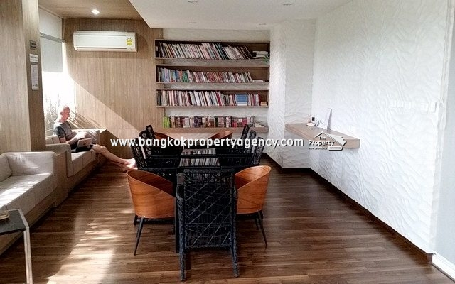 The Mark Condo Ratchada: 1 bed 39 sqm furnished on high floor