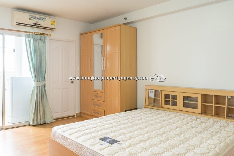 Cityhome Sukhumvit 101/2: Studio size 30 sqm close to BTS