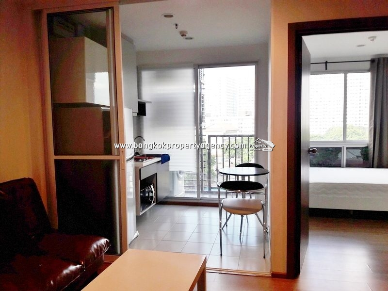 The Base Sukhumvit 77: 1 bed 30 sqm unblock view room close to BTS