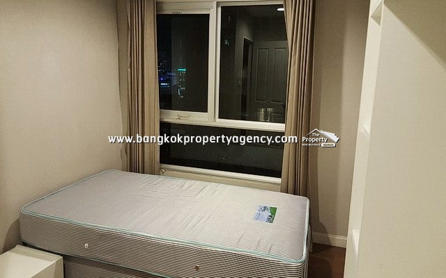 Belle Grand Rama 9: 2 bed 77 sqm fully furnished unit/pool view