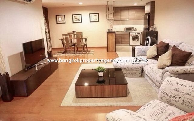 Belle Grand Rama 9: 2 Bed 68 sqm fully furnished unit/city view