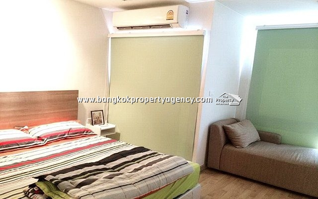 Casa Condo Asoke-Din Daeng: New 26 sqm studio on high floor/pool view