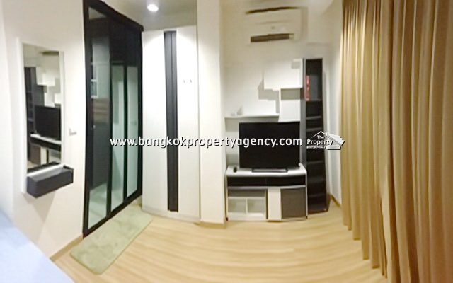 Chateau in Town Ratchada 20: 25 sqm furnished studio room on high floor
