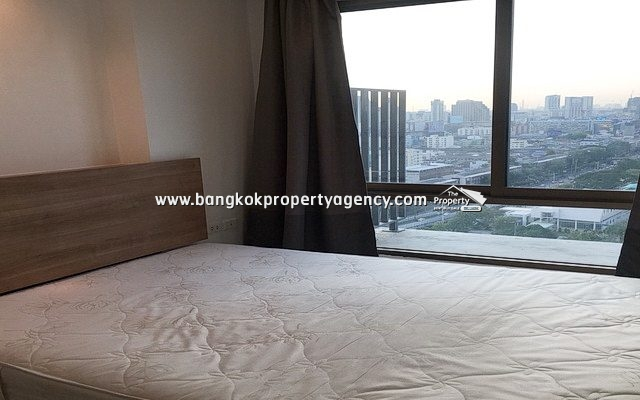 Casa Condo Asoke-Din Daeng: 1 bed 31 sqm partly furnished/high floor