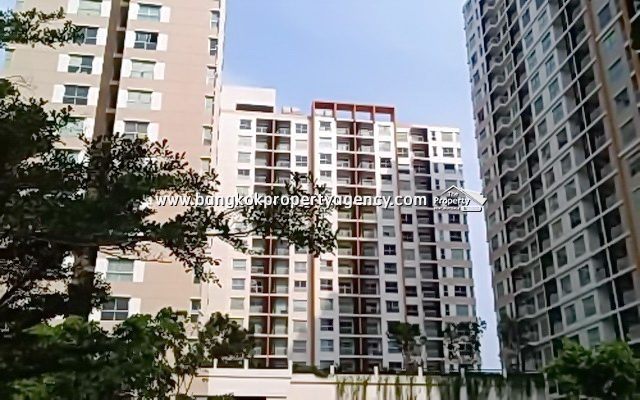 S&S Condo Sukhumvit 101/1: 1 bed 36 sqm condo with unblocked view