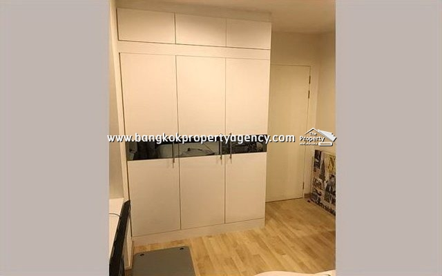 Casa Condo Asoke-Din Daeng: 1 bed 34 sqm fully furnished corner unit