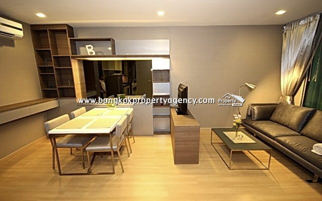 Sky Walk & Weltz Residence: 1 Bed 51 sqm fully furnished, high floor