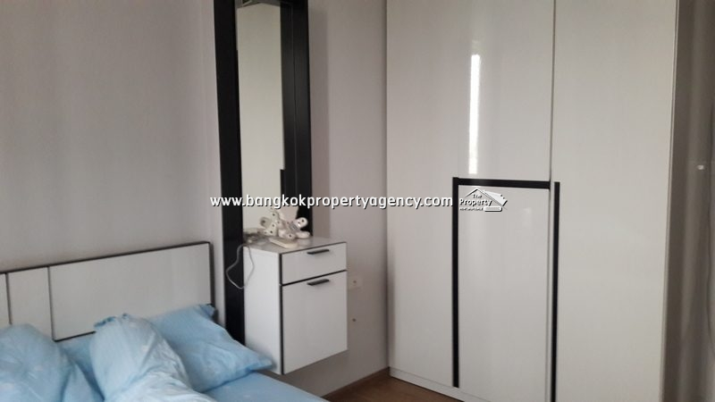 The Base Sukhumvit 77: 1 bed 30 sqm mid floor well decorated