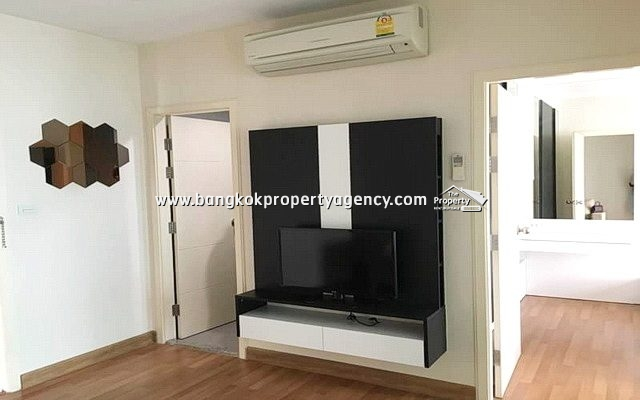 Centric Ratchada Sutthisan: 1 bed 41 sqm furnished unit/city view