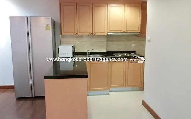 Belle Grand Rama 9: 2 bed 2 bath 89 sqm fully furnished on high floor