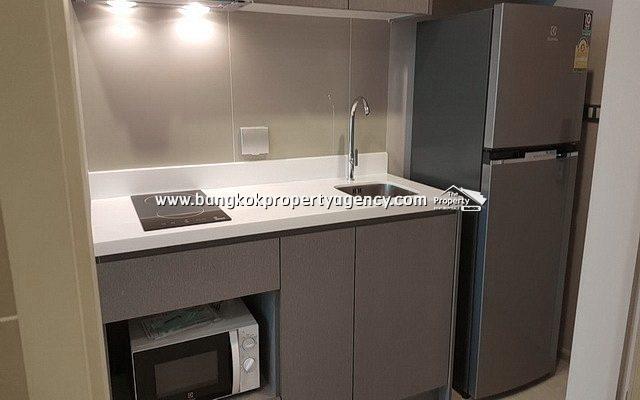Rhythm Asoke 2: 1 bed 28 sqm fully furnished unit on high floor