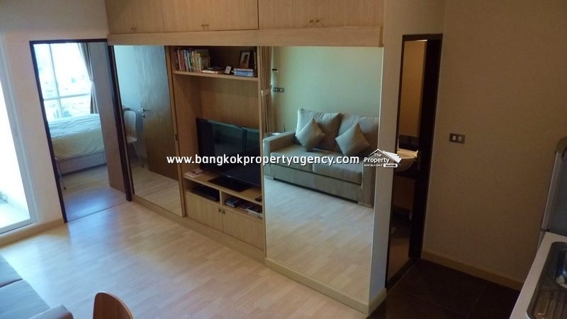 59 Heritage Sukhumvit: 1 bed condo, high floor and well decorated/furnished