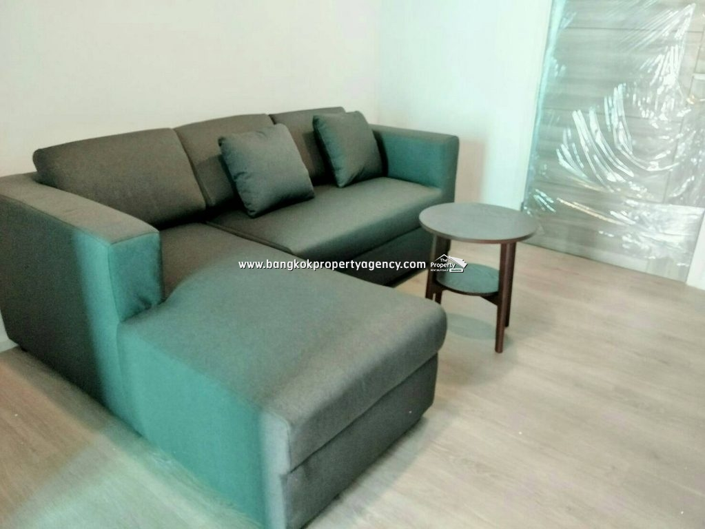 Notting Hill Sukhumvit 105: Brand new furnished 2 bed 45 sqm close to BTS