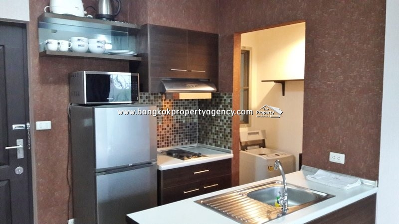 S&S Condo, Sukhumvit 101:  2 Bed 68 sqm well decorated with garden view, 6 months+.