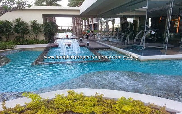 Casa Condo Asoke-Din Daeng: 27sqm studio on high floor with pool view